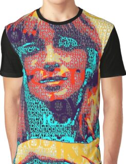 Nico Icon 3 Graphic T-Shirt