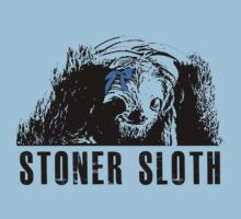Stoner Sloth exam by Dylan DeLosAngeles