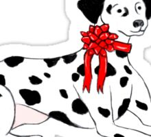 Darling Dalmatian  Sticker