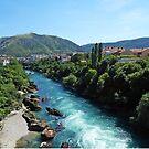 Neretva river by rasim1