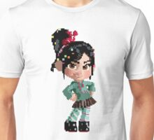 Vanellope Pixel Unisex T-Shirt