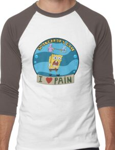 Spongebob's Gym Men's Baseball ¾ T-Shirt