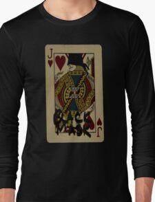 DareDevil - Black Mask Long Sleeve T-Shirt