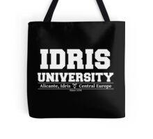 Idris University Tote Bag
