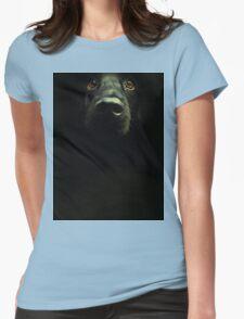 Dark Moods Womens Fitted T-Shirt