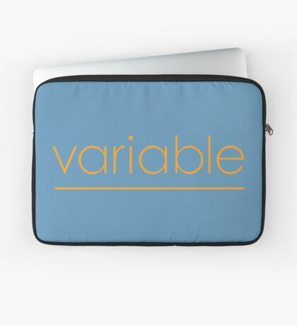 Variable Laptop Sleeve