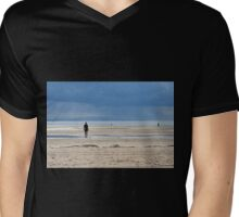Another Place - Crosby Beach, UK Mens V-Neck T-Shirt