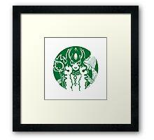 NAMI COFFEE Framed Print