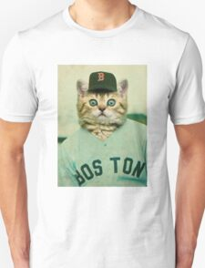 Baseball Cat T-Shirt