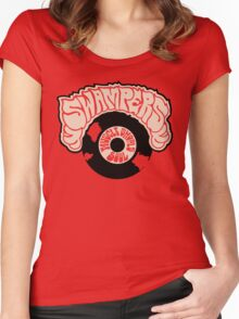 Muscle Shoals Swampers Women's Fitted Scoop T-Shirt