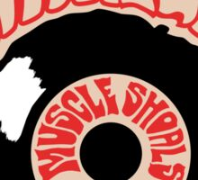 Muscle Shoals Swampers Sticker