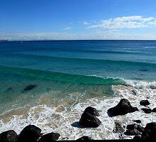Greenmount Point Gold Coast by Noel Elliot