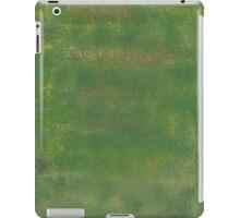 Fir Korean Silver Full Weeds  iPad Case/Skin