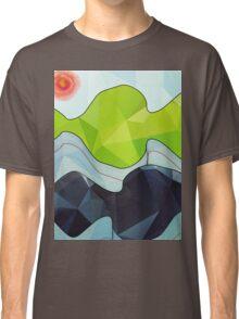 The Poly Landscape Classic T-Shirt