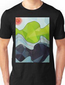The Poly Landscape Unisex T-Shirt