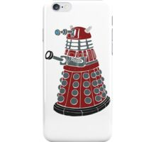 Dalek/ Doctor Who iPhone Case/Skin
