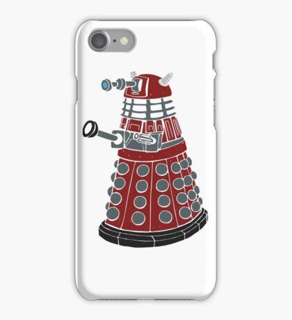 Dalek/ Doctor Who iPhone Case/Skin