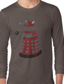 Dalek/ Doctor Who Long Sleeve T-Shirt