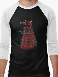 Dalek/ Doctor Who Men's Baseball ¾ T-Shirt