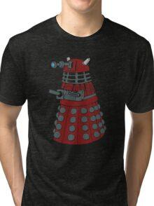 Dalek/ Doctor Who Tri-blend T-Shirt