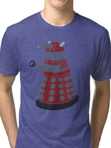 Dalek/ Doctor Who Tri-blend T-Shirt