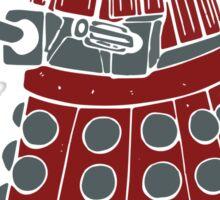 Dalek/ Doctor Who Sticker