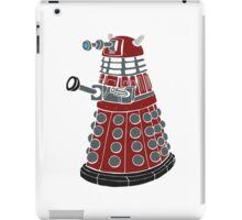 Dalek/ Doctor Who iPad Case/Skin