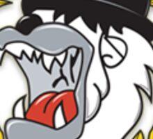 Logo Bad Gones 87 Sticker