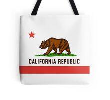 California Bear Flag Republic Tote Bag