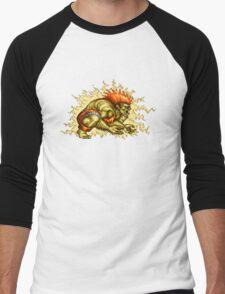 Blanka Men's Baseball ¾ T-Shirt