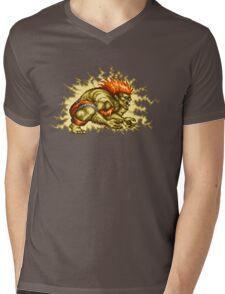 Blanka Mens V-Neck T-Shirt
