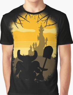 Tale of the Shovel Knight Graphic T-Shirt