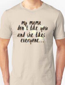 Love Yourself PURPOSE Justin Bieber Unisex T-Shirt