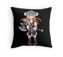 Dovahkiin(Girl) Throw Pillow