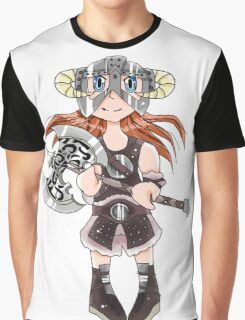 Dovahkiin(Girl) Graphic T-Shirt