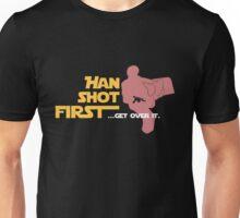 Movies - Han shot first - dark Unisex T-Shirt