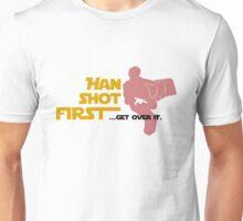 Movies - Han shot first - light Unisex T-Shirt