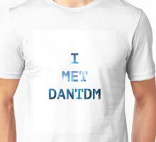 I Met DanTDM Unisex T-Shirt