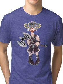 Dovahkiin(Boy) Tri-blend T-Shirt