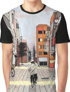 Early Morning Ride Graphic T-Shirt