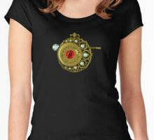 Bayonetta Medallion Women's Fitted Scoop T-Shirt