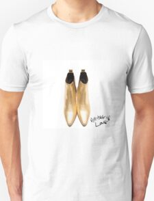 """Harry's Boots & writing- """"All The Love"""" Unisex T-Shirt"""