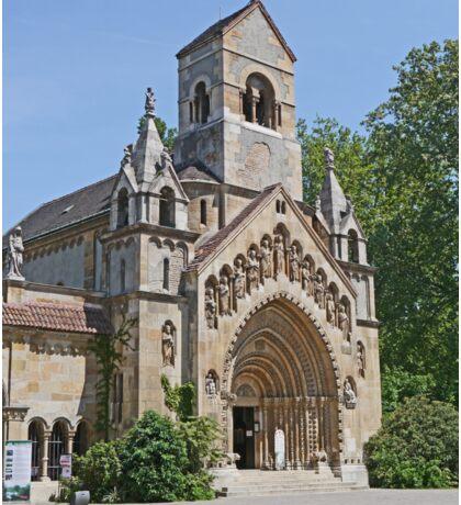 Jak Church, Budapest Sticker
