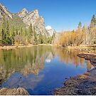 Three Brothers - Yosemite Valley - California - USA by TonyCrehan