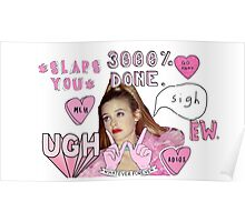 Cher Clueless Poster