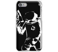 Astronaut Zer0 :  iPhone Case/Skin
