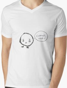 College Sucks Mens V-Neck T-Shirt