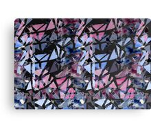 Effective Reality Rearranged Canvas Print