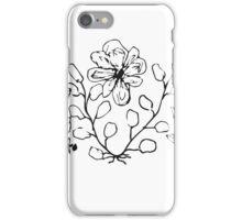 Dessert Flowers iPhone Case/Skin