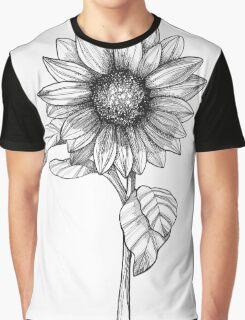 Sunflower 1 Graphic T-Shirt